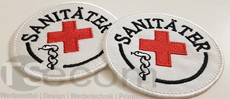 Stickerei Textilien Online besticken